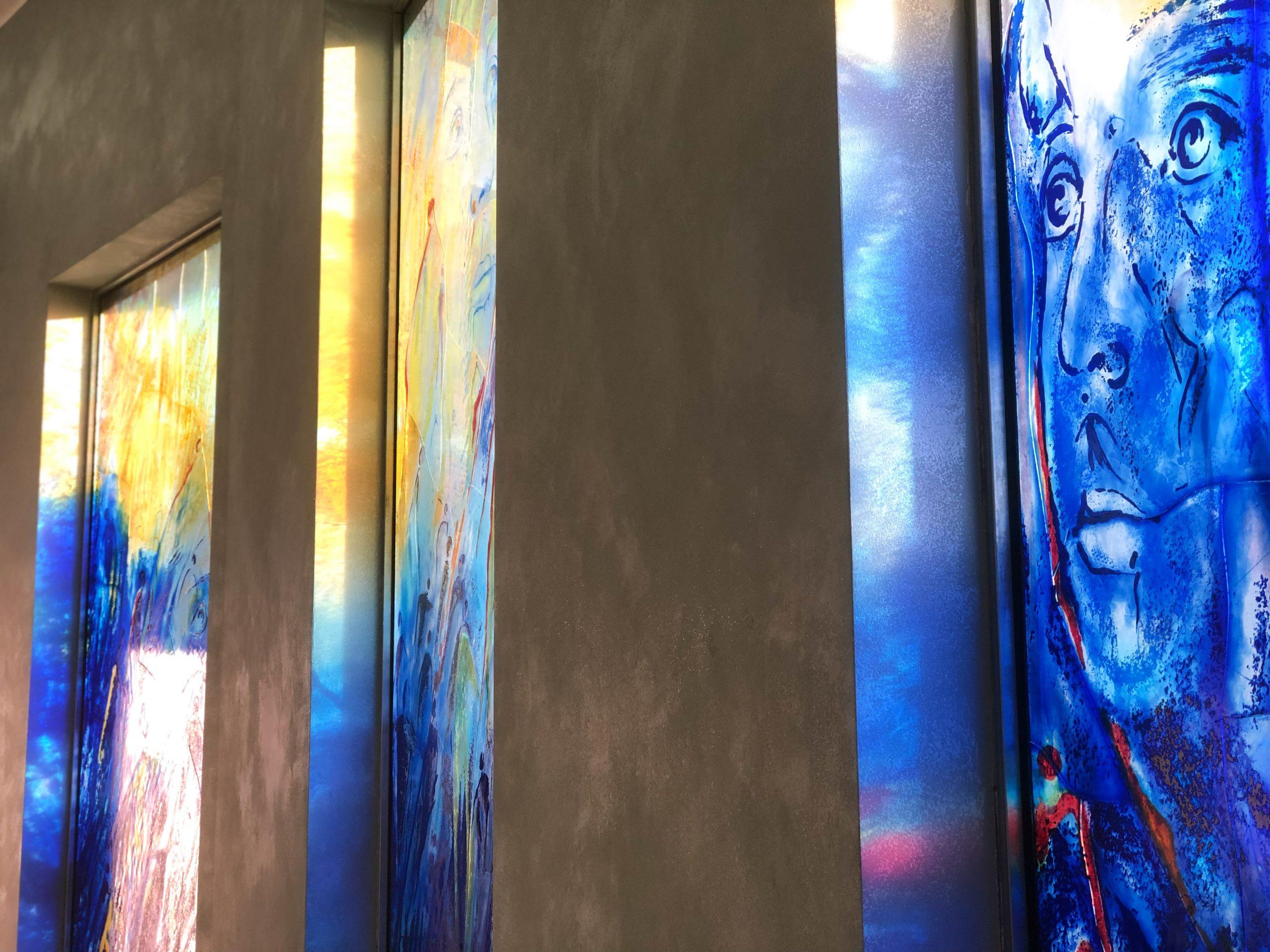 Mahbuba Elham Maqsoodi - Kapelle Open Doors e.V.