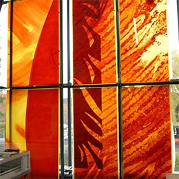 Airbrush | Glasmalerei DERIX GLASSTUDIOS