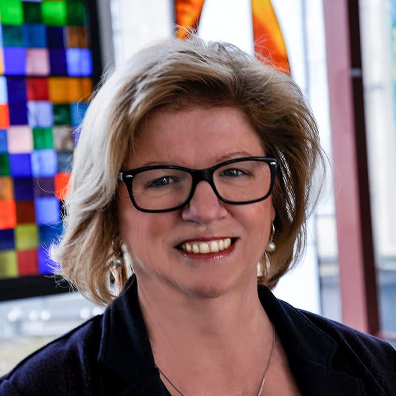 Annette Haas (Mitglied der Geschäftsleitung)