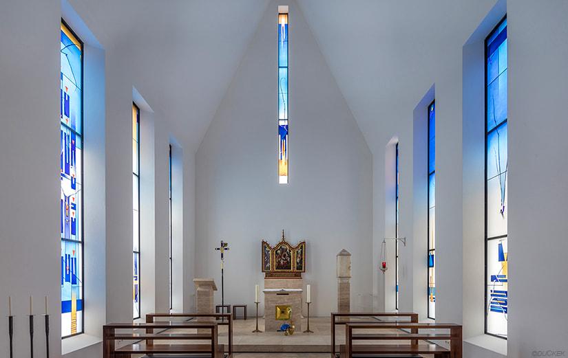 Dem Glas verpflichtet - Auszüge aus dem Lebenswerk von Johannes Schreiter
