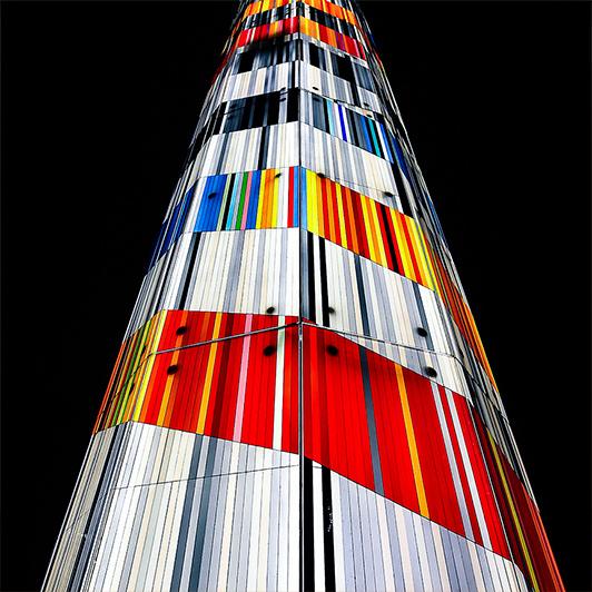 Derix Seminar: Kunst aus Glas in der Architektur. Referenz Lincoln Tower
