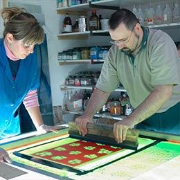 Glas Printing | Glasmalerei DERIX GLASSTUDIOS