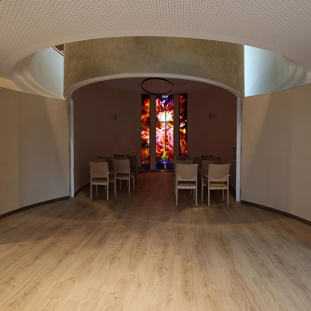Erlöserkapelle im Hospiz Schwester Paterna