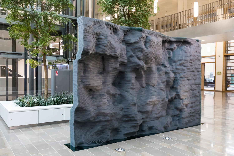 """Natursteinnachbildung - """"Spot"""" von Franck Miltgen"""