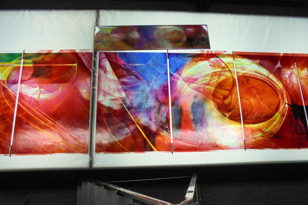Feinabstimmung | Glaskunst DERIX GLASSTUDIOS