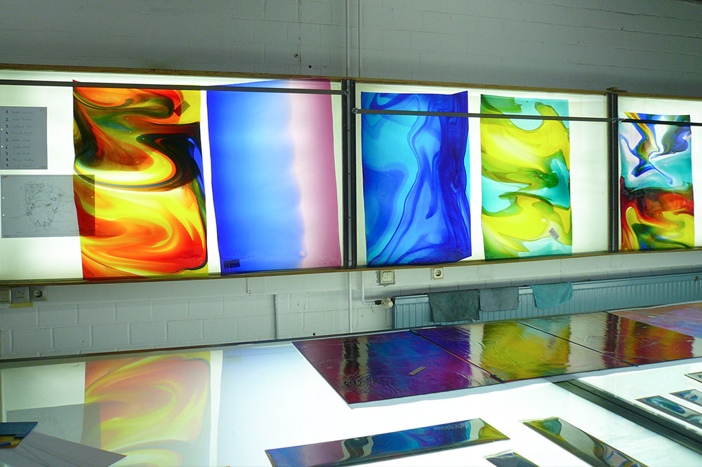 Mischgläser | Glaskunst DERIX GLASSTUDIOS