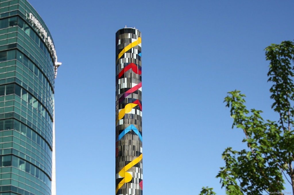 Glasturm Search | Glaskunst DERIX GLASSTUDIOS